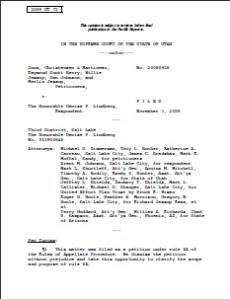 SCOU FLDS appeal denied